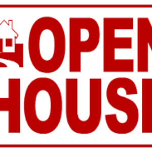 3 OPEN HOUSES MAY 21