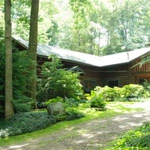 Log Home for Sale in Russell, PA