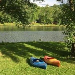 Looking for a camp on the river? New Listing in Youngsville