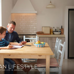 September Edition of American Lifestyle