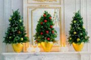 The Secret to No-Fuss Holiday Decor? Use What You Already Have
