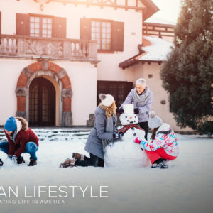 December Edition of American Lifestyle Magazine
