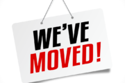 OUR OFFICE HAS MOVED!!!!