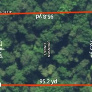 Land for Sale in Heart's Content - Lot 1 Rock Lane, Clarendon, PA 16313